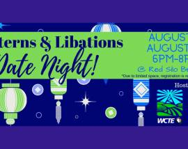 Lanterns & Libations Date Night-Red Silo  Brewing Company-August 13, 2019