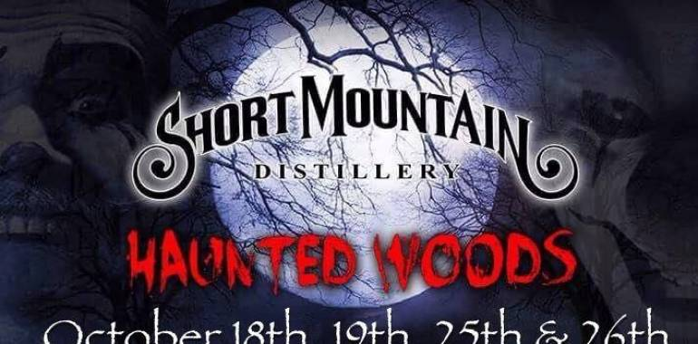 Short Mountain Distillary Haunted Woods-October 18, 2019