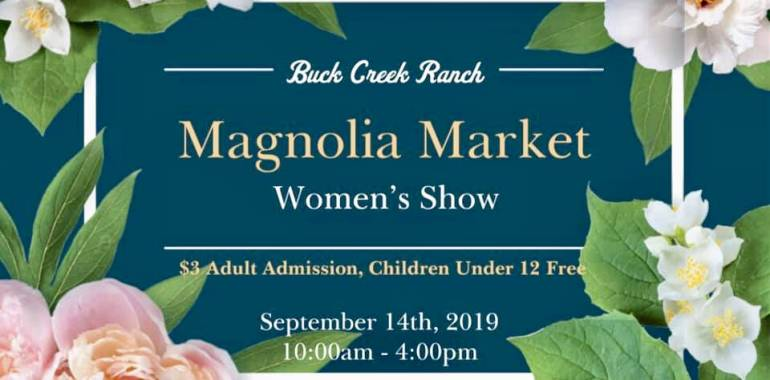 Magnolia Market Women's Show-September 14, 2019