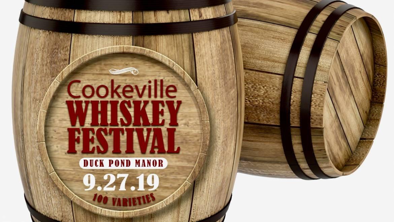 Cookeville Whiskey Festival-Duck Pond Manor-September 27, 2019