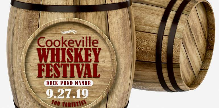 Cookeville Whiskey Festival-Duck Pond Manor-September 27, 2019