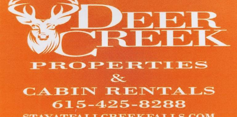 Deer Creek Properties is your next Getaway!  Book Today!