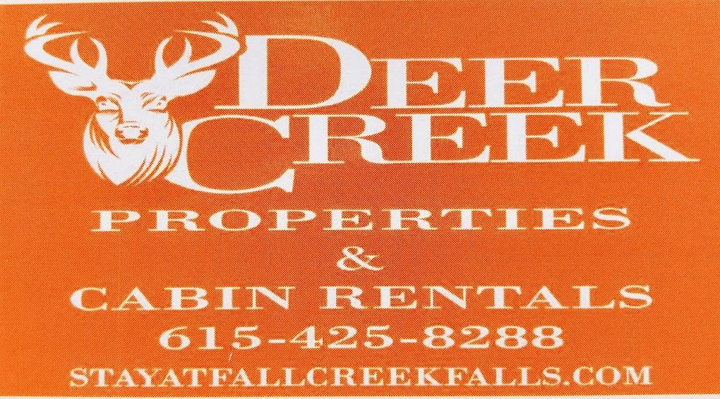 Deer Creek Properties is your next Getaway!  Book Today!