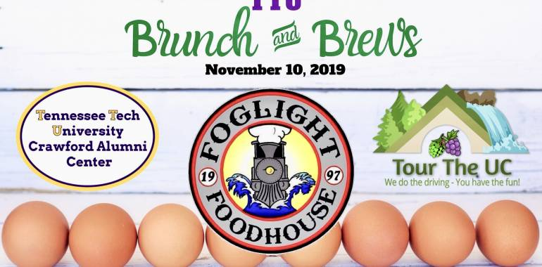 Brunch & Brews Sunday-Northfield Vineyards-November 10, 2019