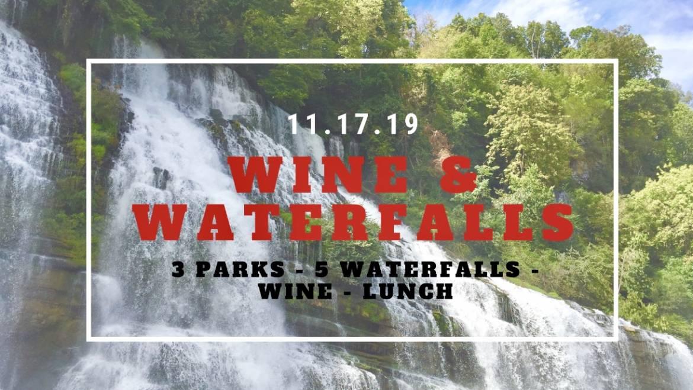 Wine & Waterfalls Tour-Northfield Vineyards-November 17, 2019