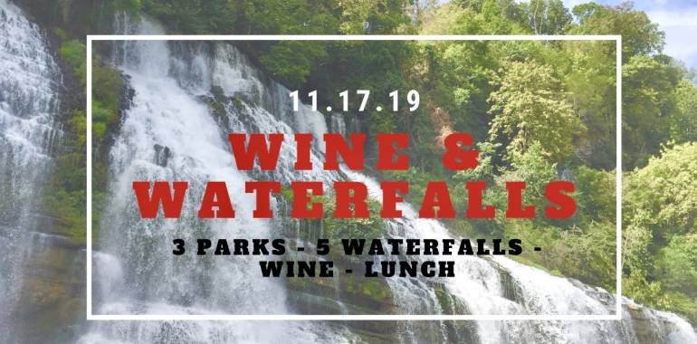 Wine & Waterfalls Tour-Northfield Vineyards-November 17, 2019