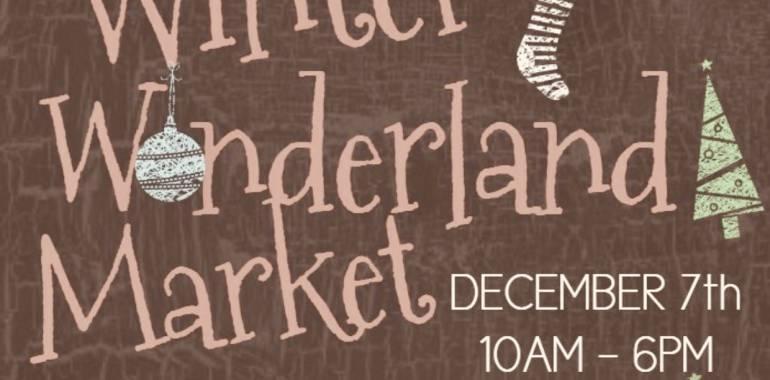 Winter Wonderland Market-White County Fairgrounds-December 7, 2019