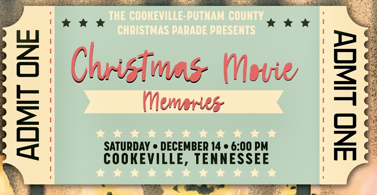 Cookeville Christmas Parade-December 14, 2019