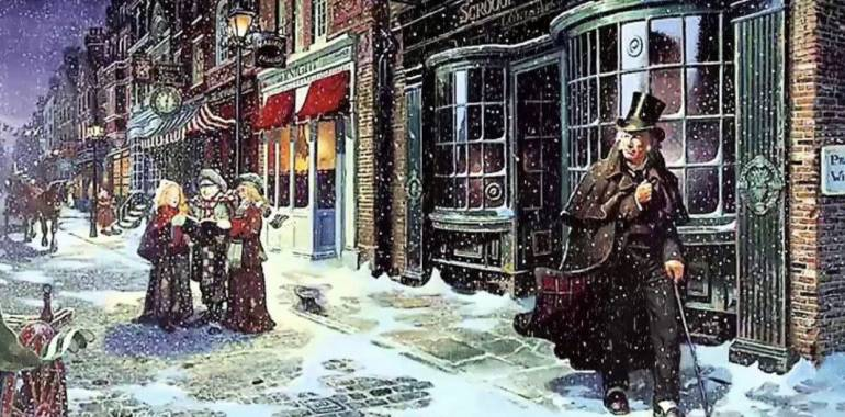 Christmas with Dickens:  Holiday Dinner Theatre at Foglight Foodhouse