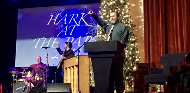 Hark at the Park-The Park Theater-Mcminnville, TN-December 20, 2019