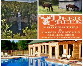 Fall Creek Falls State Park to Re-Open April 24, 2020