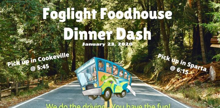 Foglight Foodhouse Dinner Dash-January 23, 2020