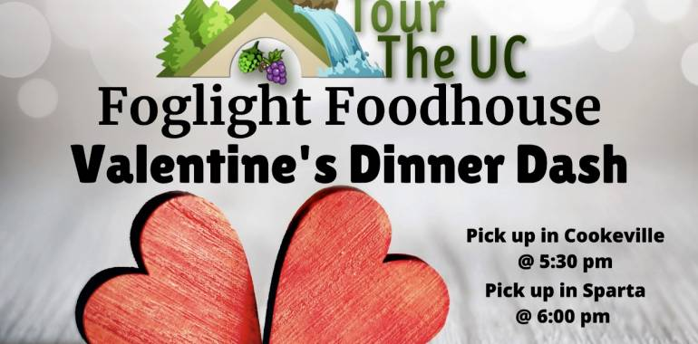 Valentine's Dinner Dash-Foglight Foodhouse-February 13, 2020