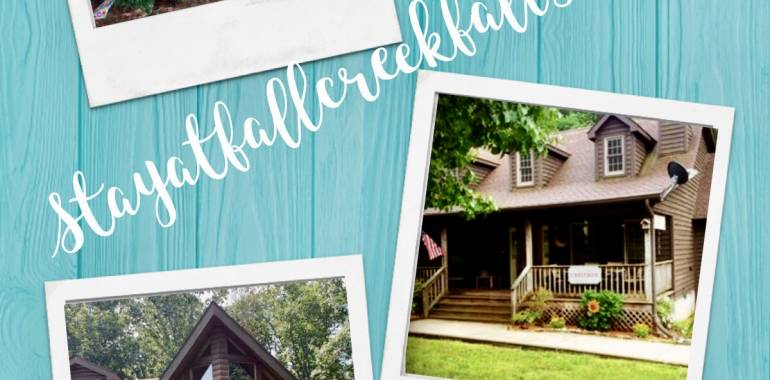 Deer Creek Properties at Fall Creek Falls in Beautiful Tennessee