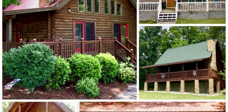 Get away from it all to Fall Creek Falls!  Cozy cabins all to yourself!