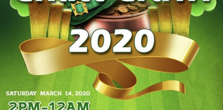St. Patrick's Day Chattanooga Crawl-March 14, 2020