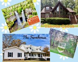 Spring is just around the corner!  Spend it with us at Fall Creek Falls!