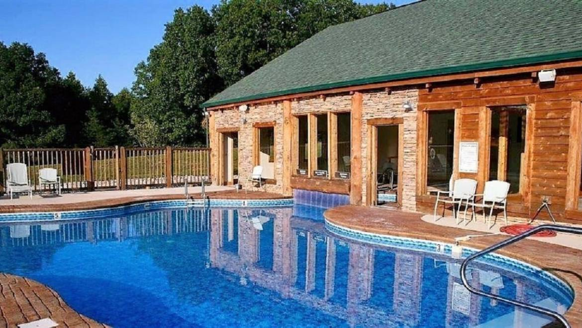 Summer is here and the pool is Open!  Come enjoy Fall Creek Falls!